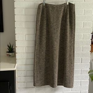 Cut Loose winter skirt.